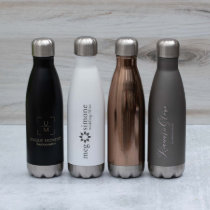 Force Double Wall Insulated Laser Engraved Bottle