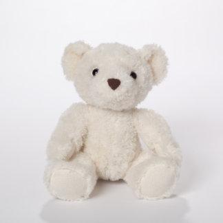 White Baby Bear