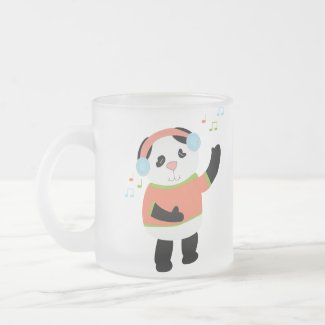Rockin Panda Mug