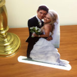 "5X7 Photo Statuette-Matte Finish From Your Photo<br><div class=""desc"">What a great way to display your favorite photos around the house or at the office. PhotoStatuettes are high quality made of thick, durable 1/4"" acrylic. Our proprietary printing process produces vivid full color with a beautiful, classy Matte finish with a nice sheen to help your PhotoStatuette shine! Your PhotoStatuette...</div>"