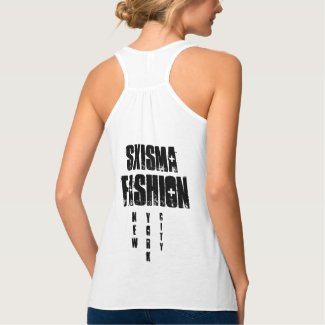 Sxisma Fashion Women's American Apparel Spaghetti Spaghetti Strap Tank Top
