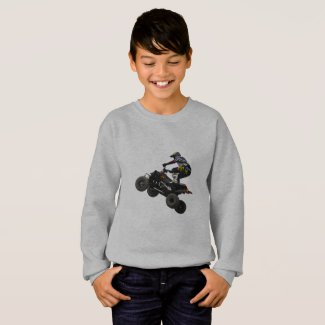 quad bike sweatshirt