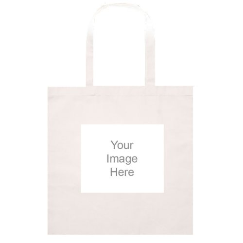 Custom Classic Canvas Reusable Tote Bag