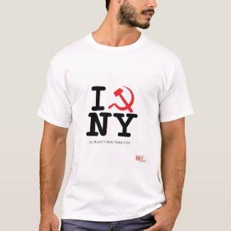 De Blasio's New York City T-Shirt