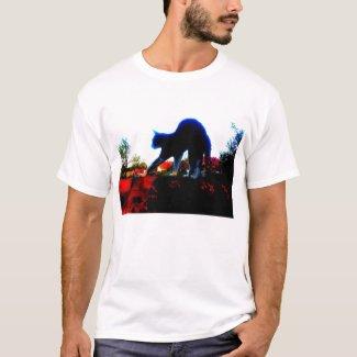 Electrified Cat T-Shirt