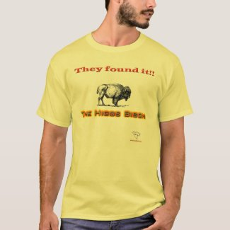The Higgs Bison Tees