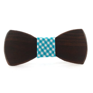 Sir Laurence - Wooden Bow Tie - Made in the USA