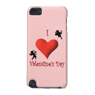 I Heart Valentines Day iPod Touch (5th Generation) Cover