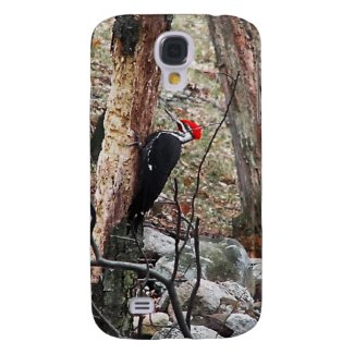 Pileated Woodpecker Galaxy S4 Cover