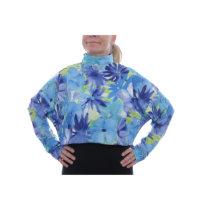 Sun Wrap - Blue Floral
