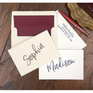 Signature Fold Notes