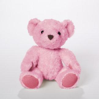 Pink Baby Bear