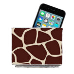 Giraffe Spots Magnetic Organization Desk Bin