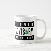 Stoner Advisory Coffee Mug