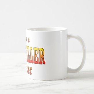 Bestseller Writers Mug Customizable