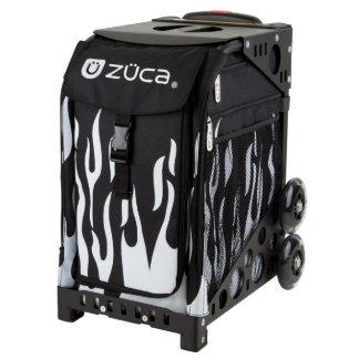 ZÜCA Rolling Bag w/Forged & Black Sport Frame