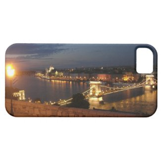 Enchanted evening in Budapest iPhone SE/5/5s Case