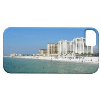 Clearwater Beach iPhone SE/5/5s Case