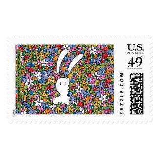BixTheRabbit Stamp - $0.47 (1st Class 1oz)