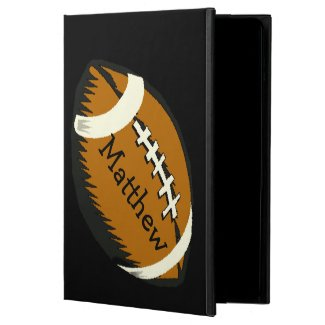 Brown Football Sports Powis iPad Air 2 Case