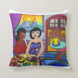 Cafe Pillow