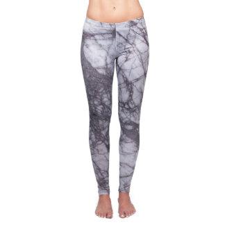 Marble Stone Healing Crystal Yoga Leggings