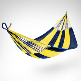 Custom Striped Hammock