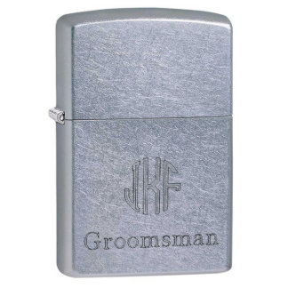 Customized Zippo Lighter Free Engraving
