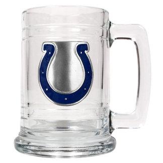 Indianapolis Colts NFL Glass Beer Mug