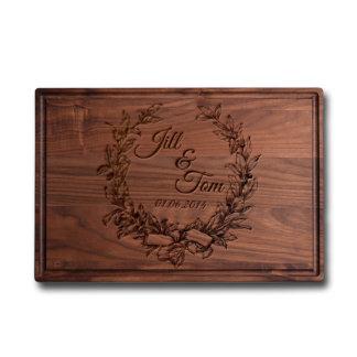 Engraved Cutting Board M4