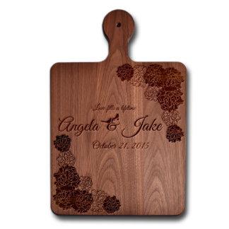 Engraved Cutting Board M7