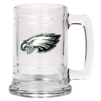 Philadelphia Eagles NFL Beer Glass