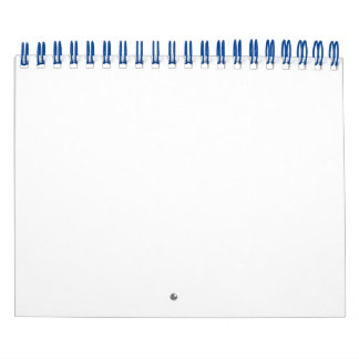 2012 sea un año a reflejar encendido calendarios de pared