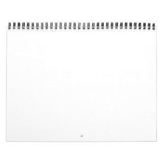 2010-2011, Event Planner zebra calendar
