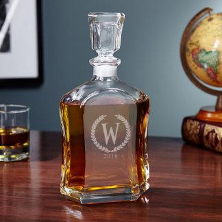 Jarra personalizada estadista del whisky de Argos