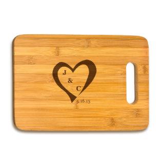 Large Bamboo Cutting Board #2