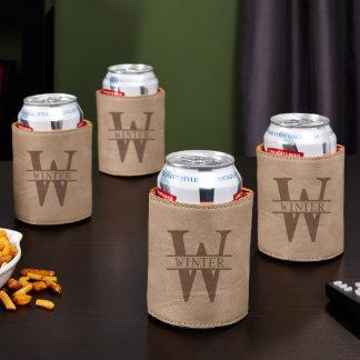 Oakmont Natural Beer Holders, Set of 4