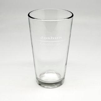 La arena de encargo grabó al agua fuerte el vidrio