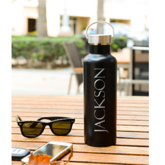 Personalized 25oz Insulated Stainless Steel Bottle