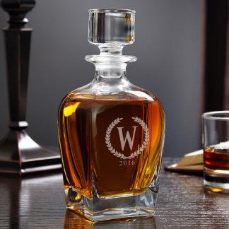 Jarra personalizada estadista del whisky del