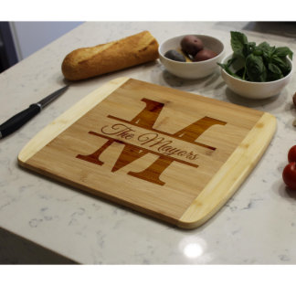 Personalized Bamboo Board