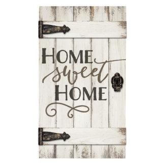 Home Sweet Home Barn Door Pallet Plaque