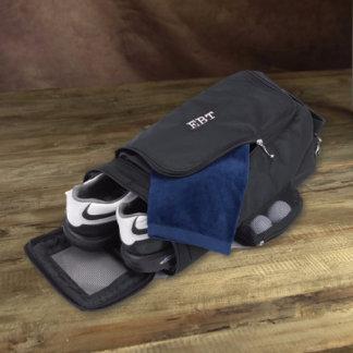 Personalized Monogram Golf Shoe Bag