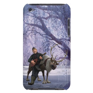 Sven and Kristoff iPod Touch Case-Mate Case