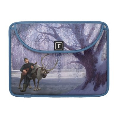 Sven and Kristoff Sleeves For MacBook Pro