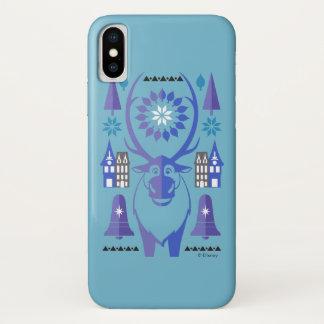 Sven   Sparkling Celebration iPhone X Case