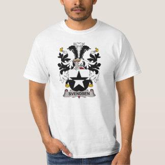 Svendsen Family Crest T Shirt