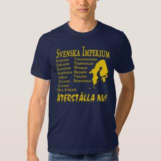 Svenska Imperium (Swedish Empire) T-shirt
