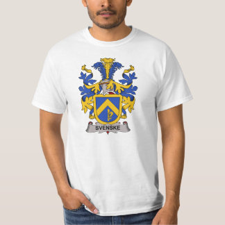 Svenske Family Crest T-Shirt