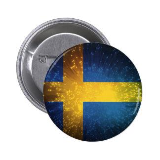 Sverige; Bandera de Suecia Pin